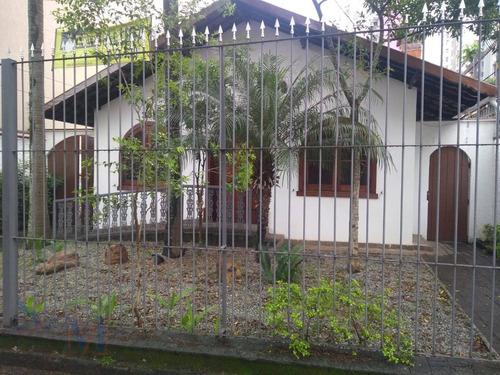 Imagem 1 de 30 de Casa Para Alugar, 509 M² Por R$ 13.000,00/mês - Jardim - Santo André/sp - Ca0757