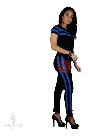 4 Conjs Calça + Camiseta | Varda Clothing | Mix