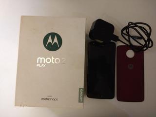 Smartphone Motorola Moto Z Play Xt1635-02 32gb Seminovo 4g