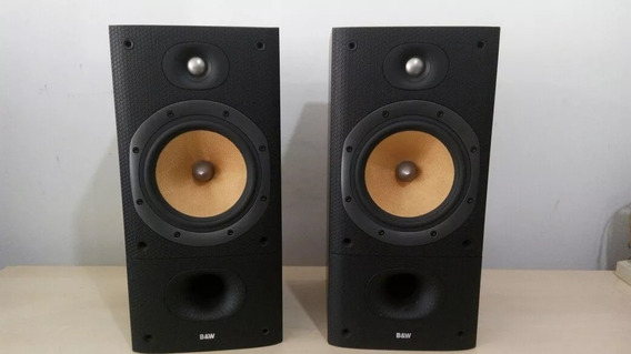 Bookshelf Bowers & Wilkins B&w Dm 602 S3 120 Wts