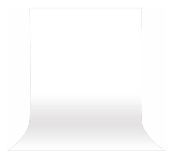 Fundo Infinito Tnt Branco 3x6 Gramatura 100