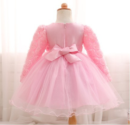 Vestido Princesa Fiesta 18 Meses