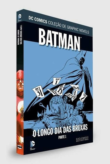 Batman O Longo Dia Das Bruxas 1 E2 Graphic Novels