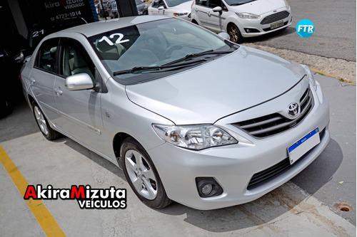 Imagem 1 de 13 de Toyota Corolla 2.0 Xei 16v Flex 4p Automático