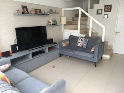 Mixcoac, Excelente Casa En Condominio Lista Para Habitarse