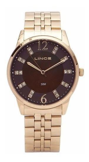 Relógio Lince Lrgj044l N2kx (promoção)