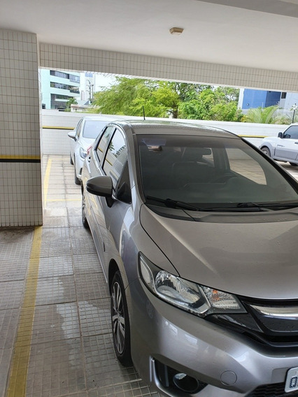 Honda Fit 1.5 Exl Flex Aut. 5p 2016