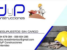Empresa Contrucciones Y Afines