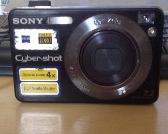 Câmera Digital Marca Sonycyber Shotdsc-w110