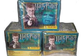 150 Sobres Album Harry Potter Y La Orden Del Fenix Panini