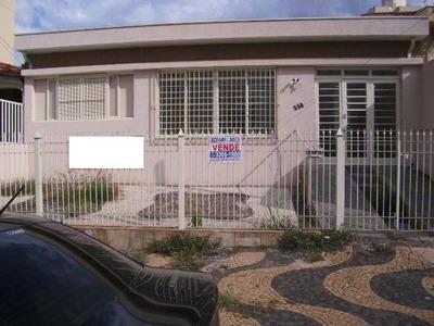 Casa Residencial À Venda, Jardim Primavera, Campinas. - Ca4071