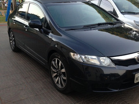 Honda Civic 1.8 Lxl Flex 4p