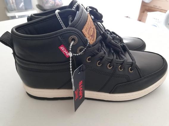 Zapatos Levis Talla 8 Originales Para Hombre