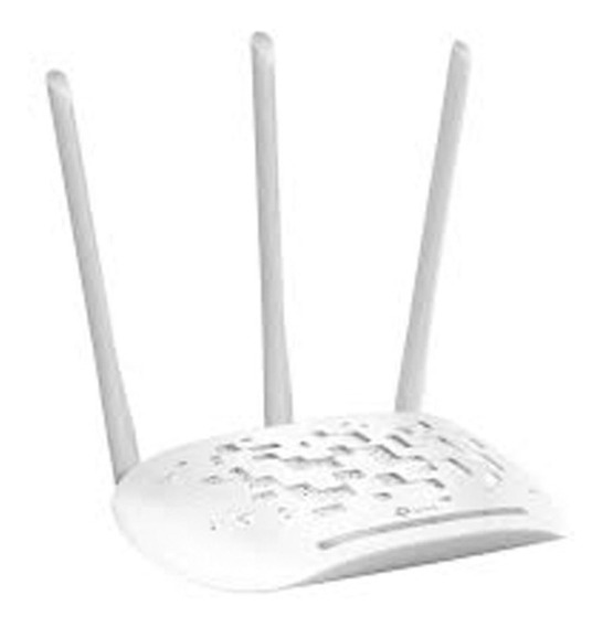 Access Point Tp-link Tl-wa901n 450mbps 3 Antenas - Aj Hogar