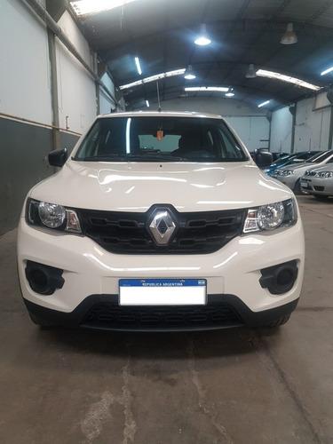Renault Kwid 1.0 Sce 66cv Zen 2018 5 Puertas Manual