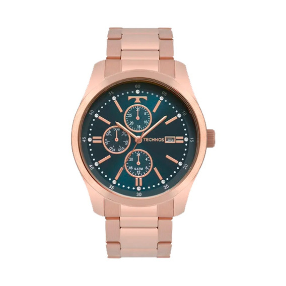 Relógio Feminino Technos Rosé