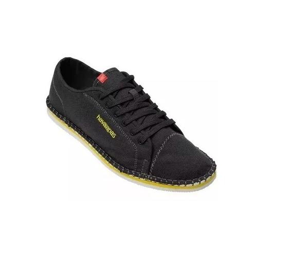 Alpargatas Havaianas Sneaker Layers - Cinza Chumbo