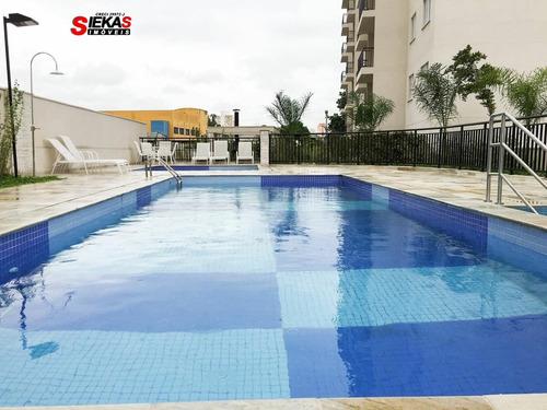 Imagem 1 de 14 de Lindo Imóvel C/ 02 Dormitórios, 01 Suíte E Vaga De Garagem.
