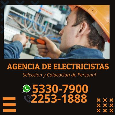 Necesitas Un Electricista En Tu Empresa?somos Tu Solución