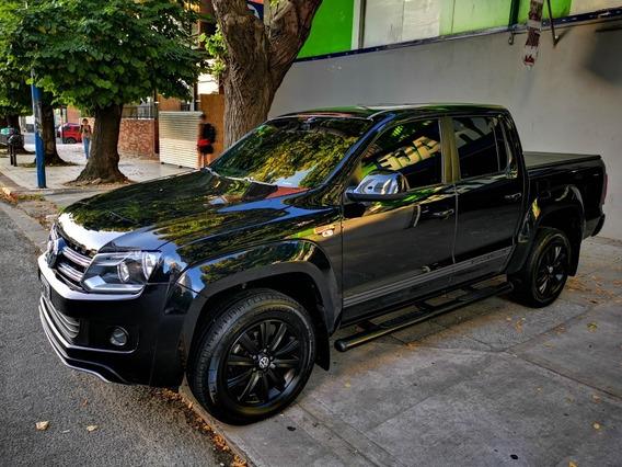 Volkswagen Amarok 2.0 Cd Tdi 180cv 4x4 Dark Label At 2015