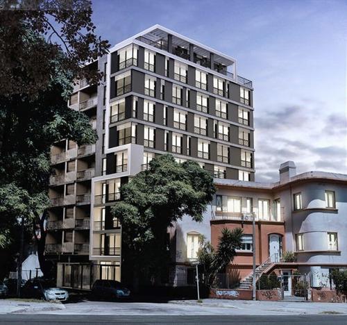 Apartamento 1 Dormitorio En Pocitos - Entrega En 8 Meses-