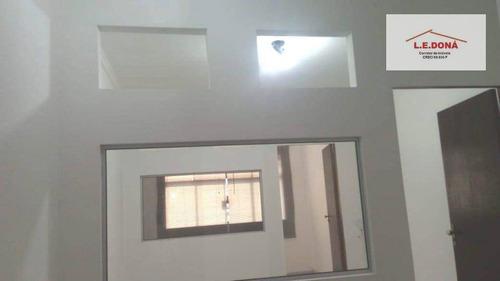 Sala Para Alugar, 30 M² Por R$ 850,00/mês - Bela Vista - Osasco/sp - Sa0101