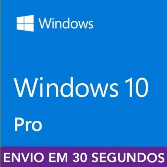 Windows 10 Pro X32/x64 Key 100% Original
