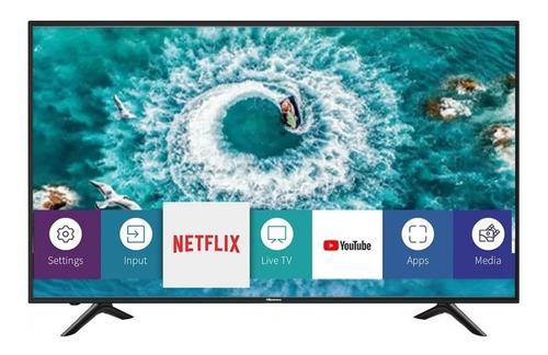 "Smart TV Hisense H5018UH6 LED 4K 50"" 100V/240V"
