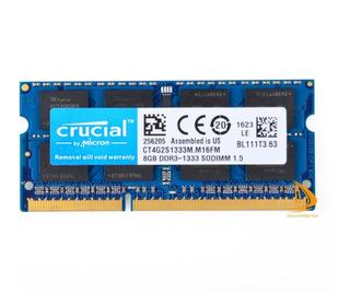 Memoria Laptop 8gb Pc3-10600s 1333mhz Apple Macbook Pro Ddr3