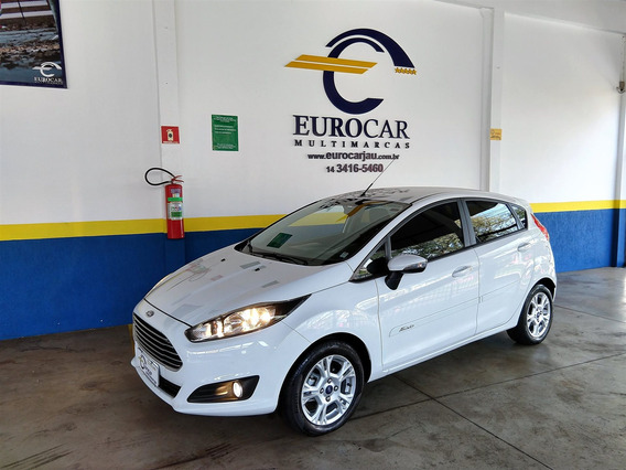 Ford Fiesta 1.6 Sel Hatch 16v Flex 4p Manual