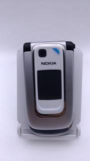 Celular Nokia 6131 Top Flipe Altomatico Visor Duplo 100%