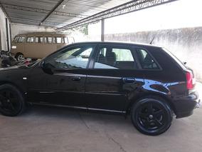 Audi A3 1.8 Aspirado Automático 2005 Inteiro E Original