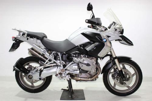 Bmw - R 1200 Gs Sport - 2008 Prata