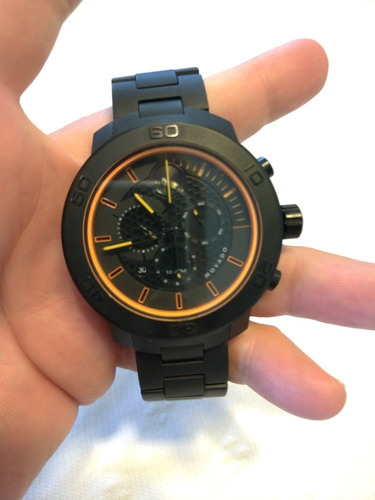 Relógio Movado Bold Cronógrafo Titânio 46 Mm