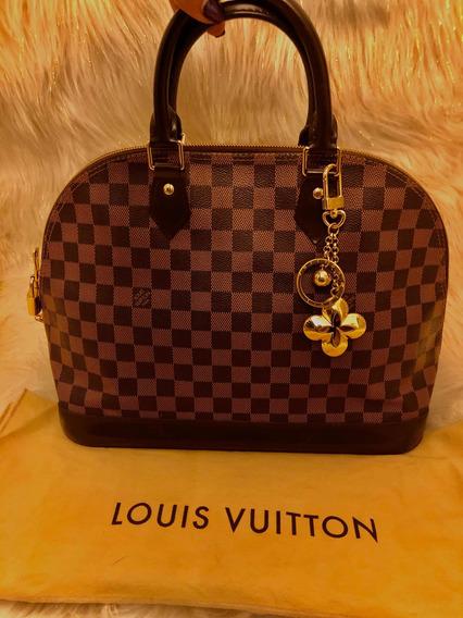 Bolsa Alma Pm Louis Vuitton Original
