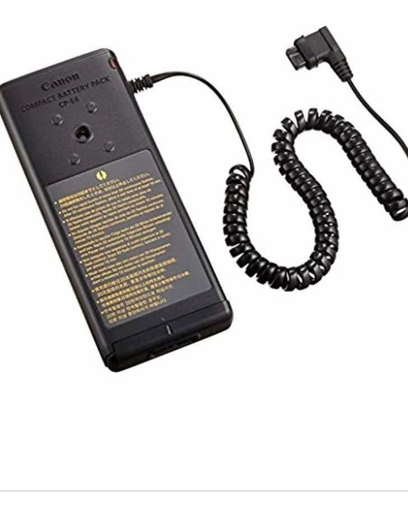 Bateria Externa Flash Canon Original Cp-e4