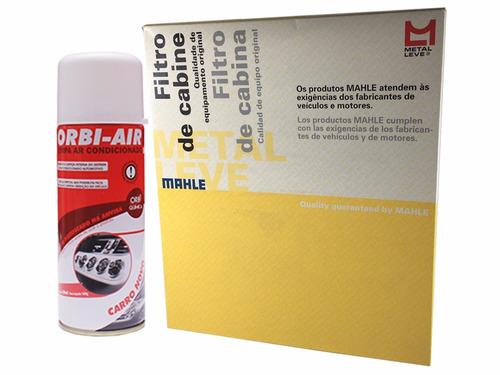 Imagem 1 de 1 de Filtro Ar Condicionado Corolla Fielder 1.8 + Higienizador