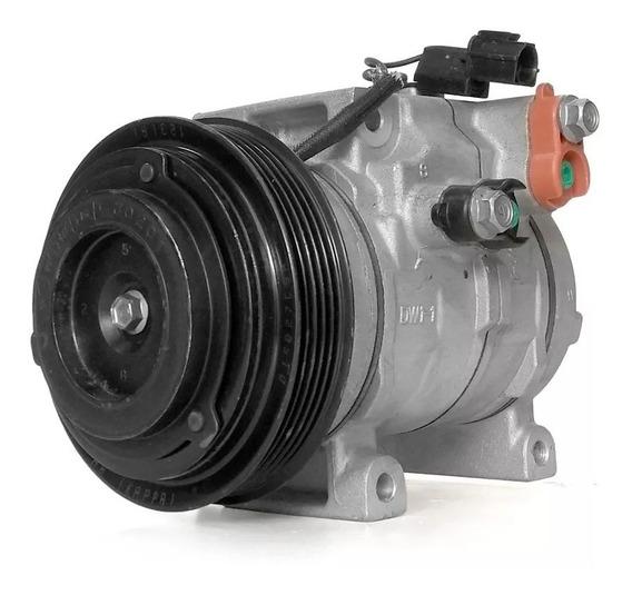 Compressor Do Ar Cond. Hyundai Hb20 - 1.0 - Modelo Df11