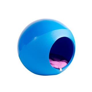 Cucha Bubble Grande Perro/gato 68 Cm Color A Elección