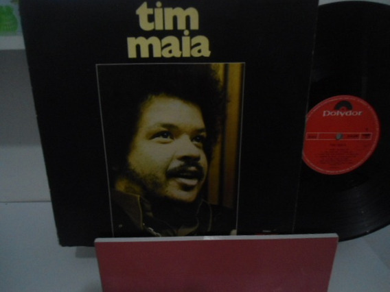 Lp / Disco De Vinil Tim Maia (álbum De 1972)
