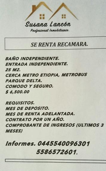 Renta Recámara