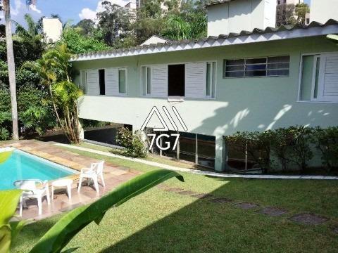 Casa Para Venda Real Parque - Ca00123 - 32161357