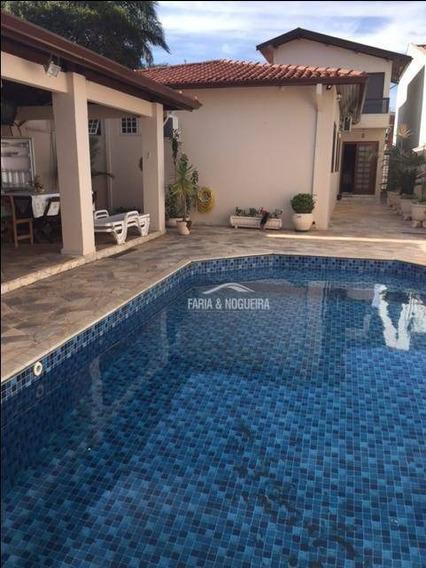 Casa Residencial À Venda, Cidade Jardim, Rio Claro - Ca0228. - Ca0228