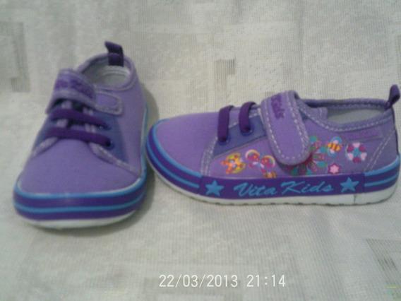 Zapatos Infantiles Vita Kids Varios Modelos Y Tallas