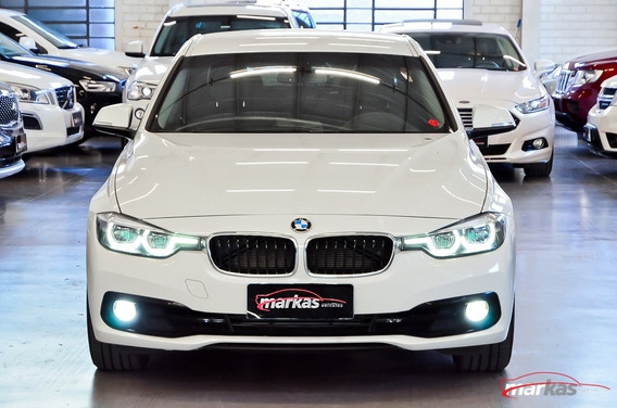 Bmw Serie 3 320 2.0 184hp Active Flex 15 Mil Km Unico Dono