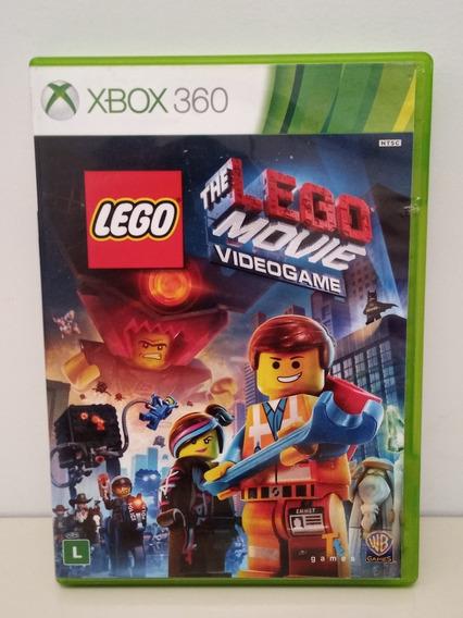 The Lego Movie Videogame Xbox 360 Midia Física Original