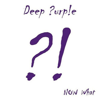 Deep Purple Now What Cd + Dvd Nuevo Original En Stock