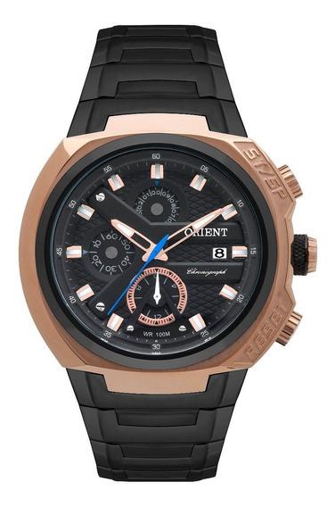 Relógio Orient Mtssc014 P1px Masculino Promoção
