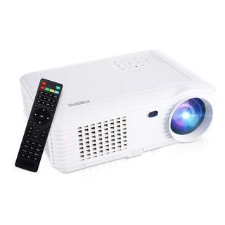 Proyector Gbtiger 4000 Lumens 200 Screen 1280x800p Full Hd