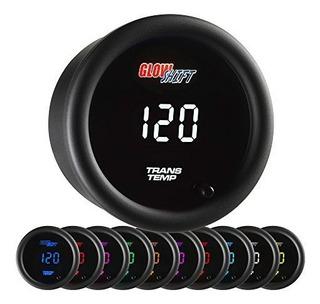 Indicador De Temperatura Digital De Transmisión De Color Glo
